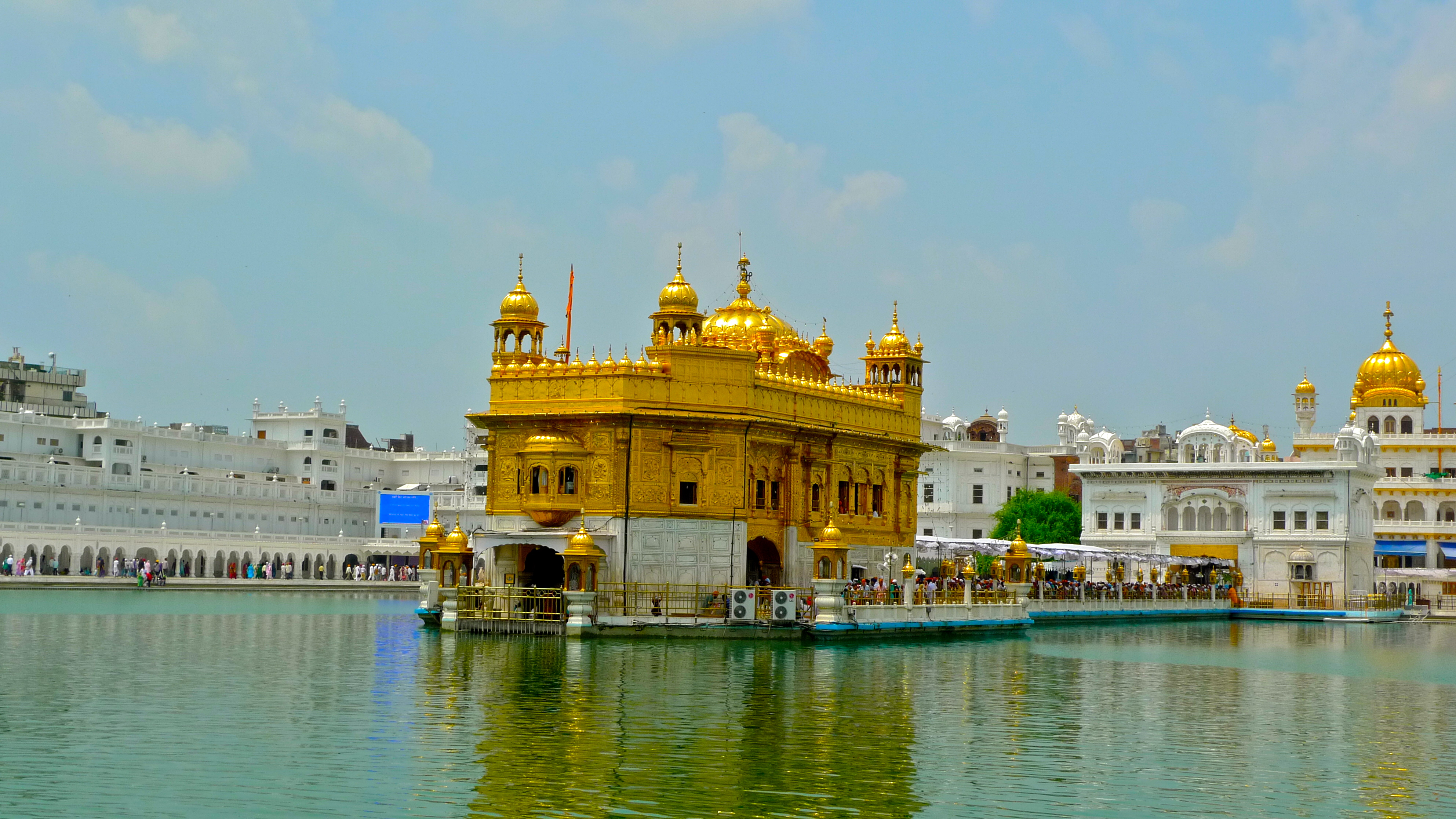 The Golden Temple, Amritsar « CraSh Williams' Blog